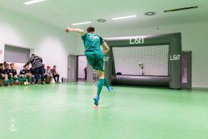 geschwindigkeitsmessanlage & aufblasbares Tor im Sport