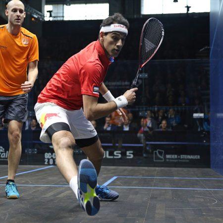 geschwindigkeitsmessung squash