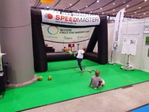 Speed measuring system as fair-highlight