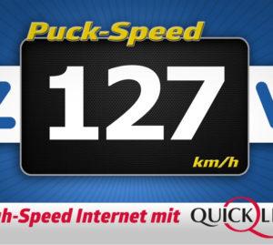 Speedmaster arena version-speed presenting in hockey