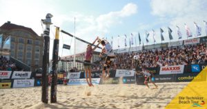 beachvolleyball-speed presenting- sponsoring
