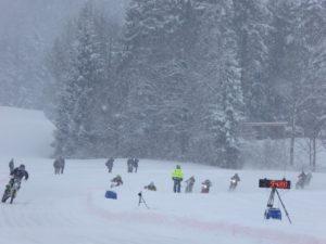 ice racing alberschwende-speed measuring