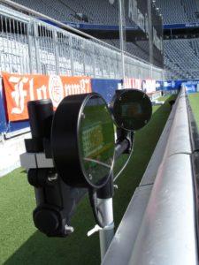 installing the stadium version of the speedmaster-speed presenting