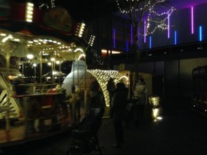 speed measuring system for events-christmas market