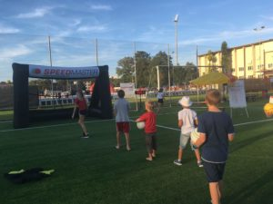 speed meauring in fistball_world championships 2019 winterthur_event tool1