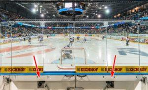 speed presenting in hockey-sponsoring