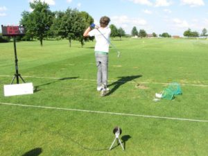 speed radar for golf