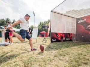 speed radar_kick american football