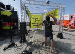 Techniker Beach Tour 2019;  St.Peter Ording, +++ www.hoch-zwei.net, copyright:  Joern Pollex/HOCH ZWEI +++