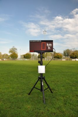 Speedmaster Compact Speedscreen system