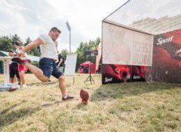 Speedmaster Event Modul Fußball