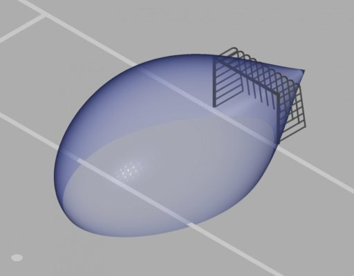 Speedmaster Eventmodul meassuring range