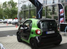 Speedmaster Geschwindigkeitsmessung Auto Aufbau Smart Projekt