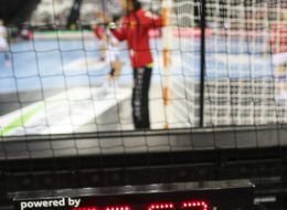 MVM EHF Champions League Women´s Final4  2014 May 4th Budapest/Hungary 3rd place match - WHC Vardar SCBT (MKD)vs FC Midtjylland (DEN)