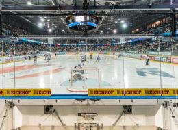 Speedmaster Installation Arena design Icehockey